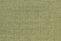 Green textiles background Stock Images