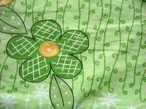 green textur Royaltyfria Bilder