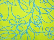 Green texture. Green crackle texture Stock Photos