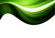 Green texture. 3d green background, dynamic texture Royalty Free Stock Photography