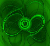 Green texture. Royalty Free Stock Image