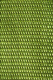 Green texture of fabric. Macro of deep green tightly woven fabric texture background Royalty Free Stock Photography