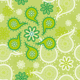 Green texture. Royalty Free Stock Images