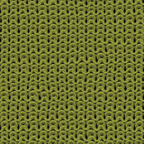 Green texture of knitwear pattern Royalty Free Stock Image