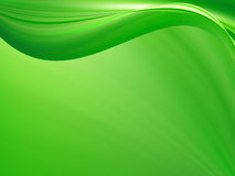 Green texture presentation Royalty Free Stock Images