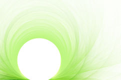 Green texture with round Royalty Free Stock Photo
