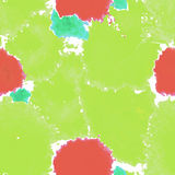 Green texture. Vector murble background. Watercolor hand drawn. Royalty Free Stock Image