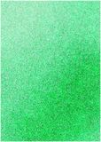 Green textured material Stock Image