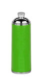 Green Thermos Royalty Free Stock Photography