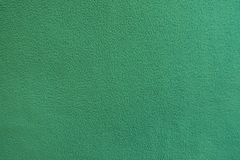 Green thick polar fleece fabric Stock Image