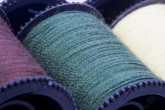 Green Thread Stock Photos