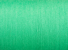 Green Thread Roll Stock Photography