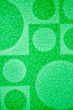 Green tile Royalty Free Stock Images