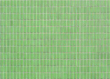 Green tile Stock Photography
