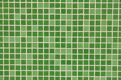 Green tile abstract background Royalty Free Stock Photography