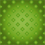 Green tile background Stock Photography