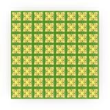Green tile Stock Image
