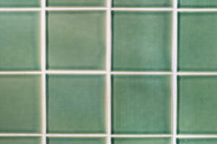 Green Tile Royalty Free Stock Image