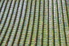 Green tile pattern Royalty Free Stock Photo