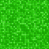 Green tile seamless pattern Stock Image