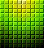 Green tile texture. Royalty Free Stock Image