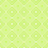 Green Tiled Squares Seamless Pattern Stock Photo