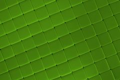 Green Tiles 2 Stock Photo