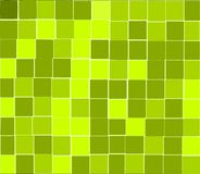 Green tiles background Royalty Free Stock Photography