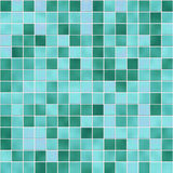 Green tiles texture Stock Image