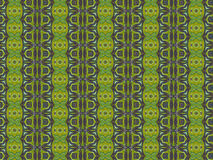 Green tire tracks. A background pattern Royalty Free Stock Photography