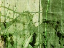 Green tissu. stock image