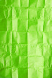 Green  tissue paper texture Stock Photography