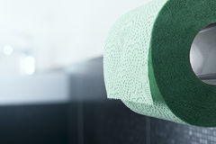 Free Green Toilet Paper Stock Images - 63928974