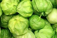 Green Tomatillo Royalty Free Stock Photo