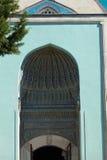 Green Tomb - entrance to mausoleum, Bursa, Royalty Free Stock Photo