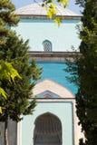 Green Tomb - entrance to mausoleum, Bursa Royalty Free Stock Photo