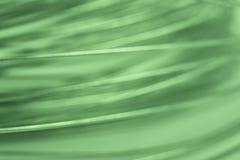 Green tone abstract metallic background. Defocused Royalty Free Stock Photos