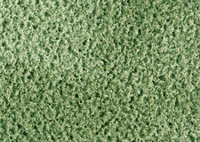 Green toned sand texture. Royalty Free Stock Image