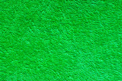 Green towel background Royalty Free Stock Photo