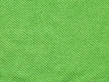 Green towel background Royalty Free Stock Photos