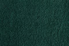 Green towel background Royalty Free Stock Images