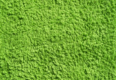 Green towel texture. Royalty Free Stock Photography