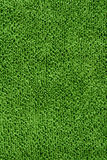 Green Towel Texture Royalty Free Stock Photography