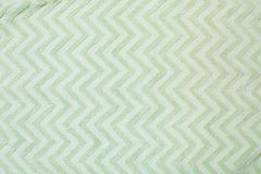 Green towel texture, top view royalty free stock images