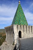 Green tower Royalty Free Stock Photos