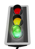 Green Traffic Light 2 Royalty Free Stock Image