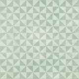 Green Triangle Tiles. Green Geometric Tile Background Image Stock Images