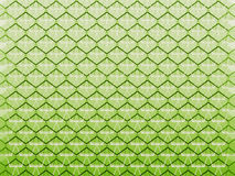 Green triangular patterns Royalty Free Stock Images