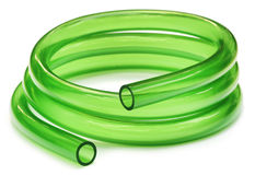 Green Tubing Stock Photography