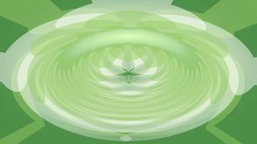 Green tunnel, video background for natural and ecology themes, seamless animation. FullHD video 1920x1080 stock video